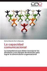 La Capacidad Comunicacional