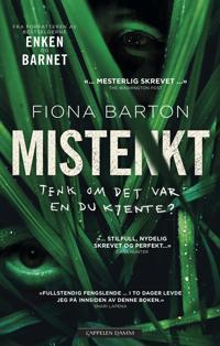 Mistenkt - Fiona Barton | Ridgeroadrun.org