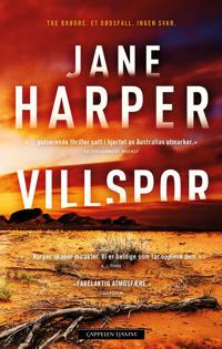 Villspor - Jane Harper | Ridgeroadrun.org