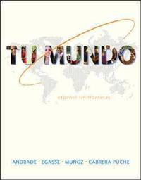Pk Tu Mundo Updated Edition with Connect Access Card