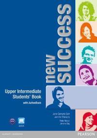 New Success Upper Intermediate Students' BookActive Book Pack
