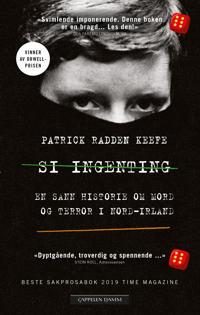 Si ingenting - Patrick Radden Keefe pdf epub