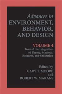 Advances in Environment, Behavior, and Design