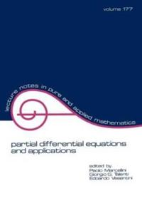 Partial Differential Equations and Applications