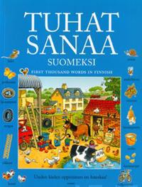 Tuhat sanaa suomeksi