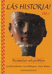 Läs historia : berättelser och problem. D. 1