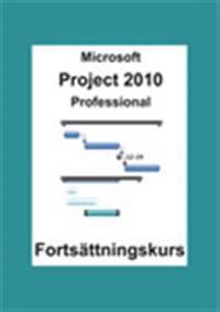Microsoft Project 2010 Professional Fortsättningskurs