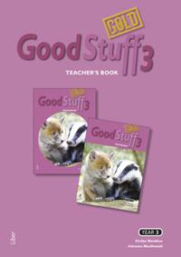 Good Stuff GOLD 3 Teacher's Book - Engelska årskurs 3