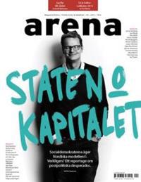 Magasinet Arena mars 2013. Staten och kapitalet