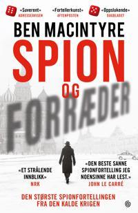 Spion og forræder - Ben Macintyre | Ridgeroadrun.org