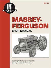 Massey-Ferguson Shop Manual MF-27