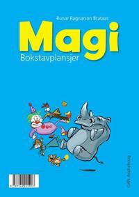 Magi. Bokstavplansjer - Runar Ragnarson Brataas pdf epub