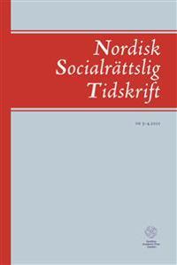 Nordisk socialrättslig tidskrift 3-4(2011)