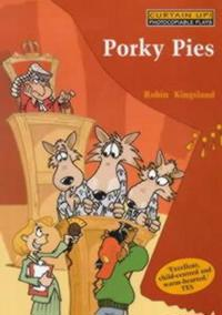 Porky Pies Curtain Up