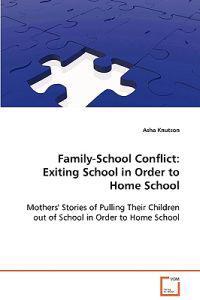 Family-school Conflict