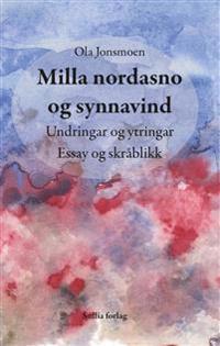 Milla nordasno og synnavind - Ola Jonsmoen   Ridgeroadrun.org