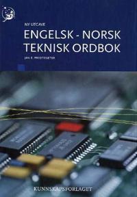 Engelsk-norsk teknisk ordbok - Jan Erik Prestesæter | Ridgeroadrun.org