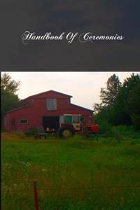 Handbook of Ceremonies: For Priests and Seminarians