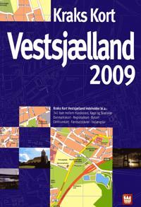 Kraks kort Vestsjælland 2009