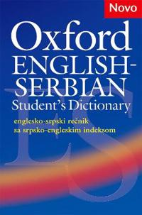 Oxford English-Serbian Student's Dictionary (englesko-srpski recnik sa srpsko-engleskim indeksom)