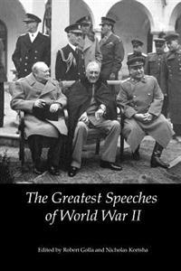 The Greatest Speeches of World War II
