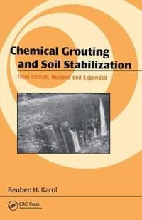 Chemical Grouting and Soil Stabilization