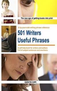 501 Writers Useful Phrases