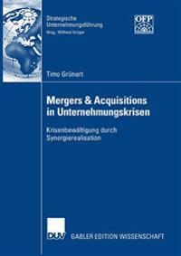 Mergers & Acquisitions in unternehmungskrisen