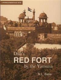 Delhi's Red Fort by the Yamuna