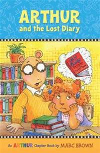 Arthur And The Lost Diary - Marc brun - böcker (9780316115377)     Bokhandel