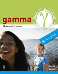 Matematikboken Gamma A-boken - Lennart Undvall, Christina Melin, Kristina Johnson, Conny Welén pdf epub