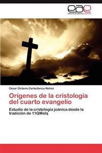 Origenes de La Cristologia del Cuarto Evangelio