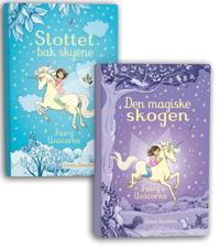 Fairy unicorns-lesepakke - Zanna Davidson | Inprintwriters.org