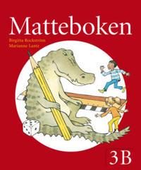 Matteboken Grundbok 3B ny upplaga