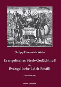 Evangelisches Sterb-Gedachtnuss