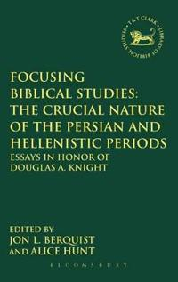 Focusing Biblical Studies
