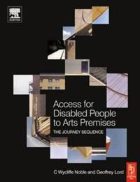 Access for Disabled People to Arts Premises