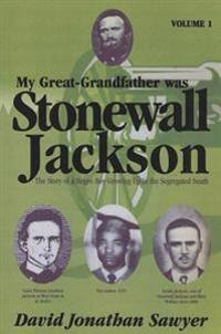My Great-Grandfather Was Stonewall Jackson, Volume 1: The Story of a Negro Boy Growing Up in the Segregated South