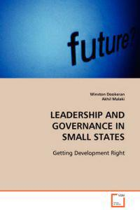 Leadership and Governance in Small States