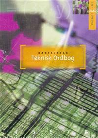 Teknisk Ordbog - dansk-tysk (bog + cd-rom)