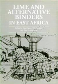Lime and Alternative Binders in East Africa