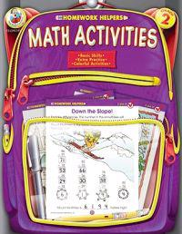 Math Activities, Homework Helpers, Grade 2