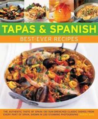 Tapas & Spanish Best-Ever Recipes