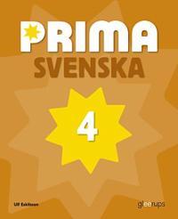 Prima Svenska 4 Basbok