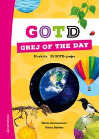 Grej of the day Förskola - Micke Hermansson, Maria Heimer pdf epub