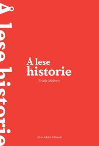 Å lese historie - Frode Molven   Ridgeroadrun.org