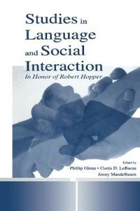 Studies in Language and Social Interaction