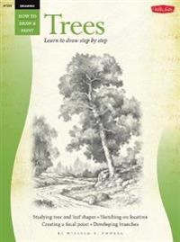 Drawing: trees with william f. powell - learn to paint step by step