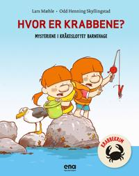 Hvor er krabbene? - Lars Mæhle pdf epub