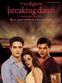 Twilight Breaking Dawn Part 1 Soundtrack (PVG)